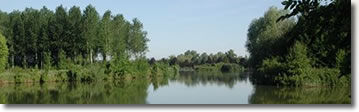 Lake Jurrassica - The main venue at carp fishing holidays